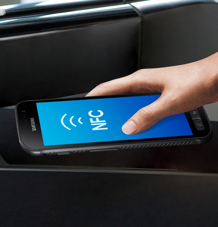 Seamless transactions with NFC