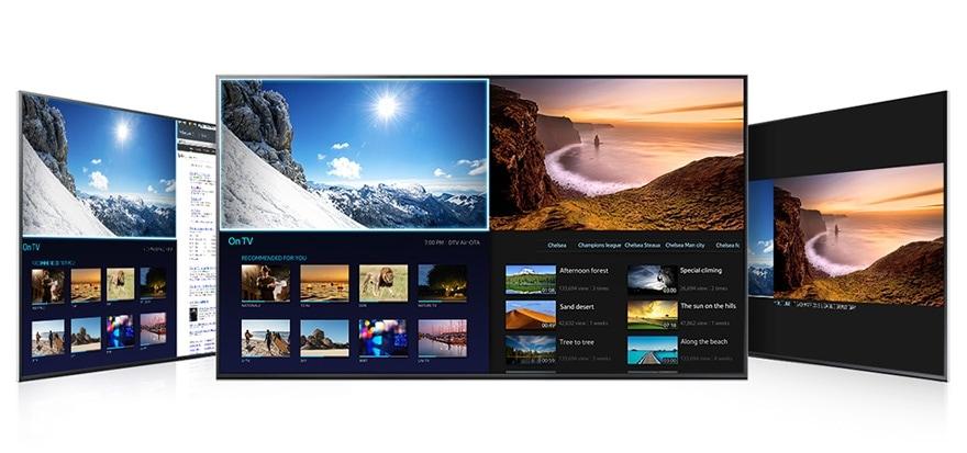 Bedre multitasking med Multi-Link Screen
