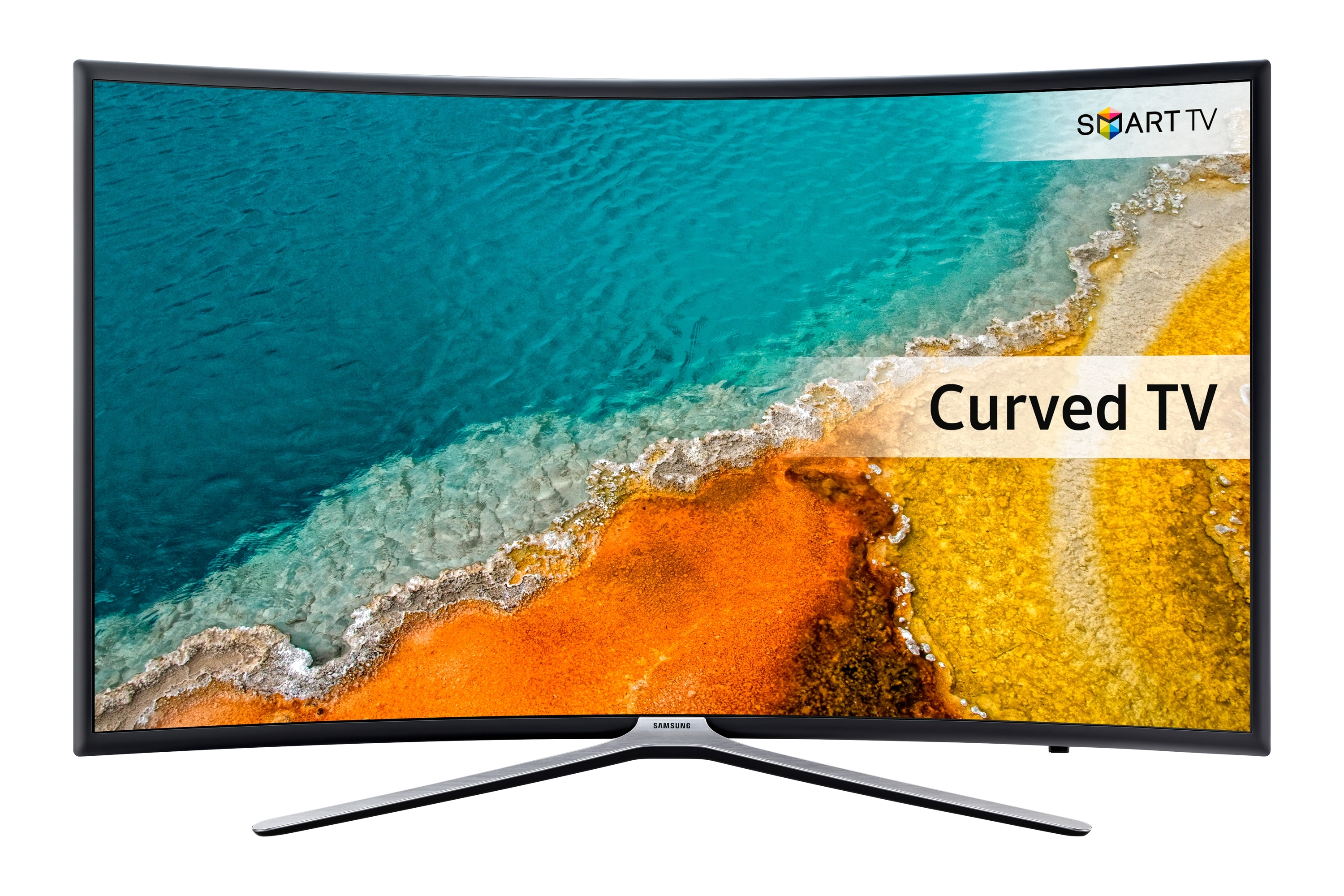 "55"" Full HD Curved Smart TV K6375"