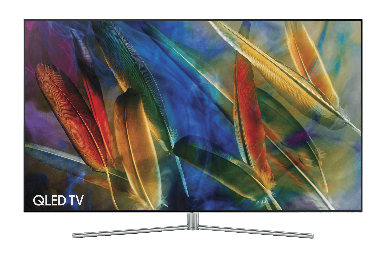"75"" Q7F 4K  Flat Smart QLED TV"