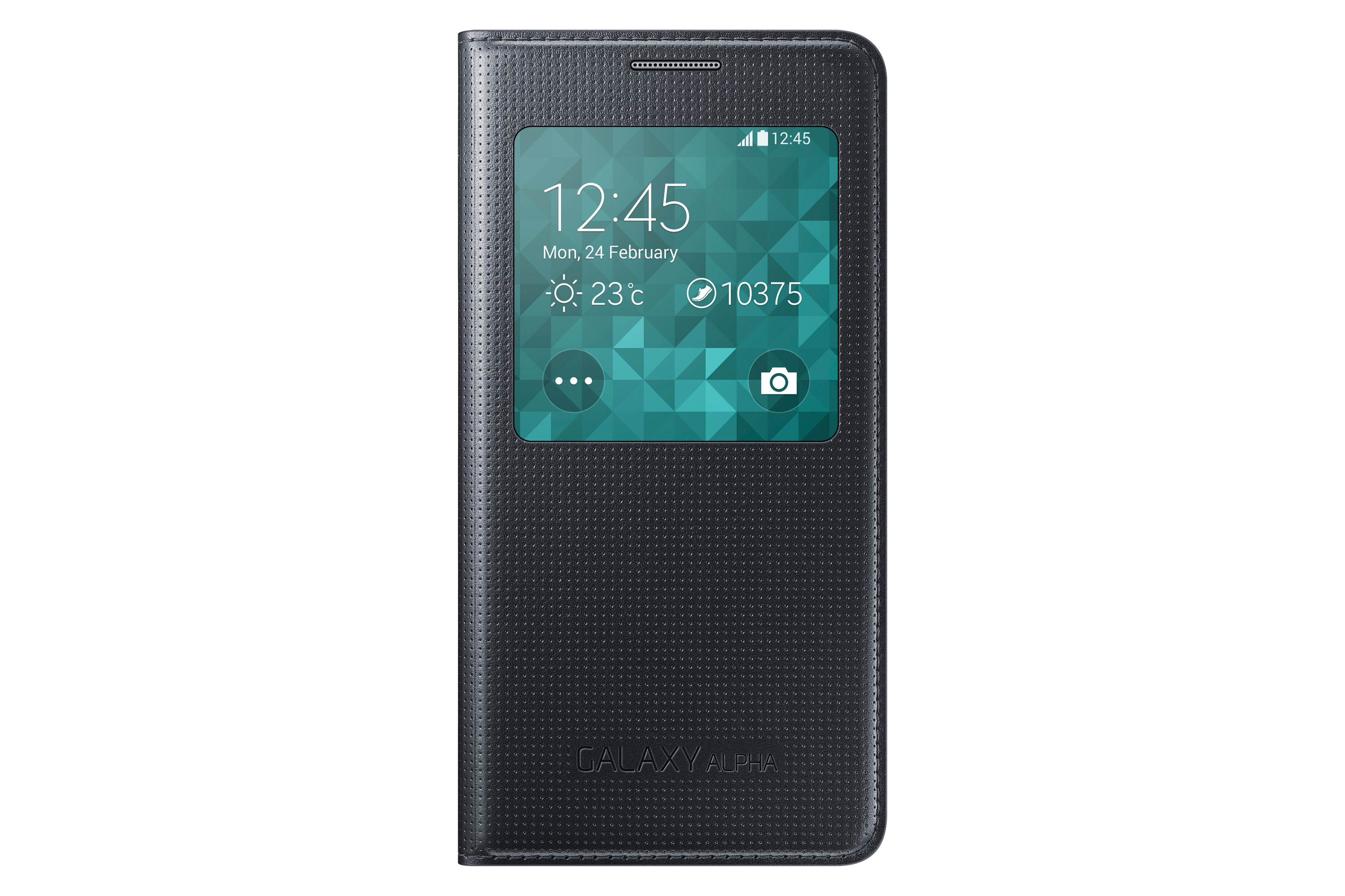 S View Cover (sort) - Galaxy Alpha