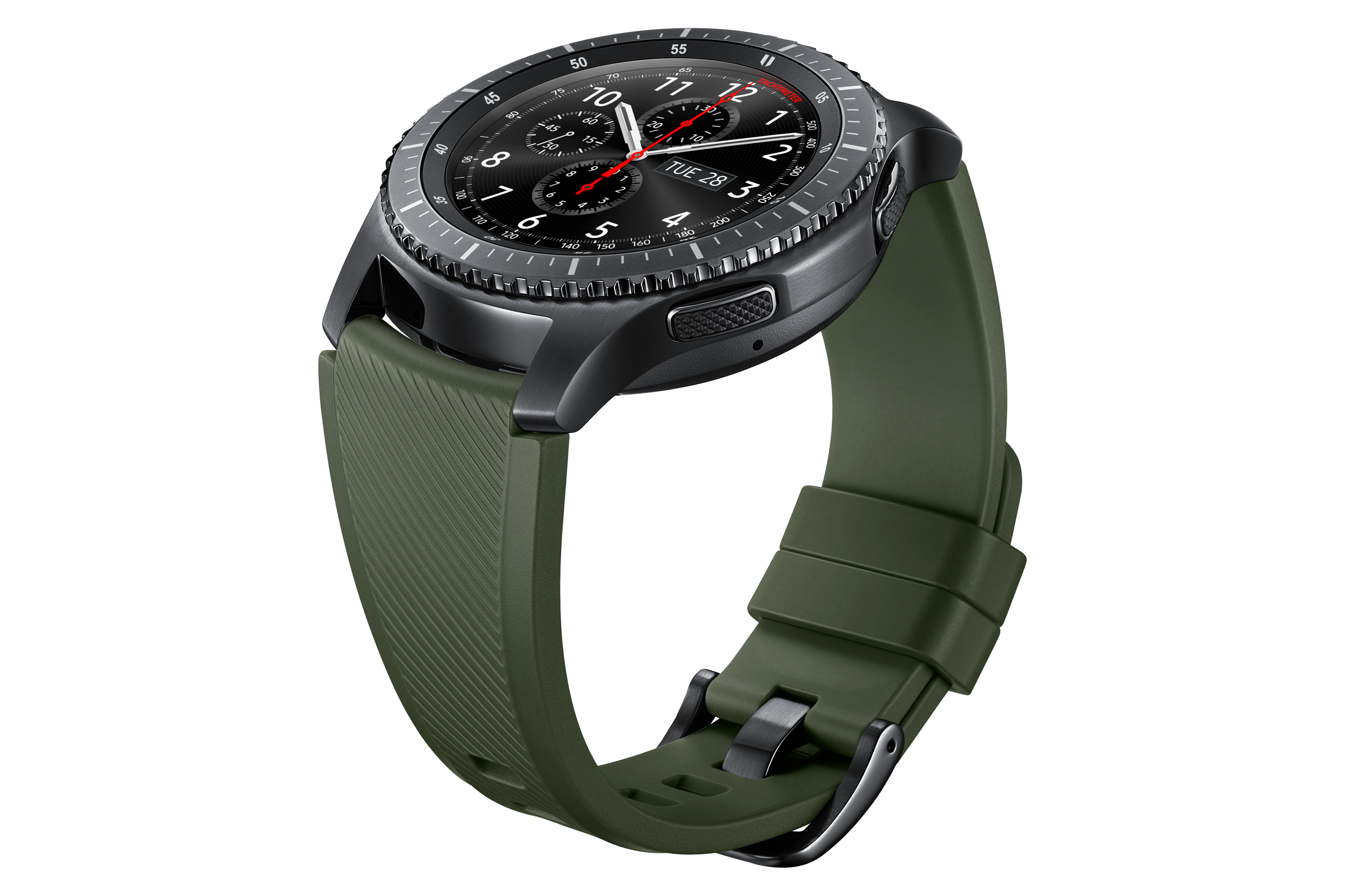 Gear S3 - Active Silicon Band