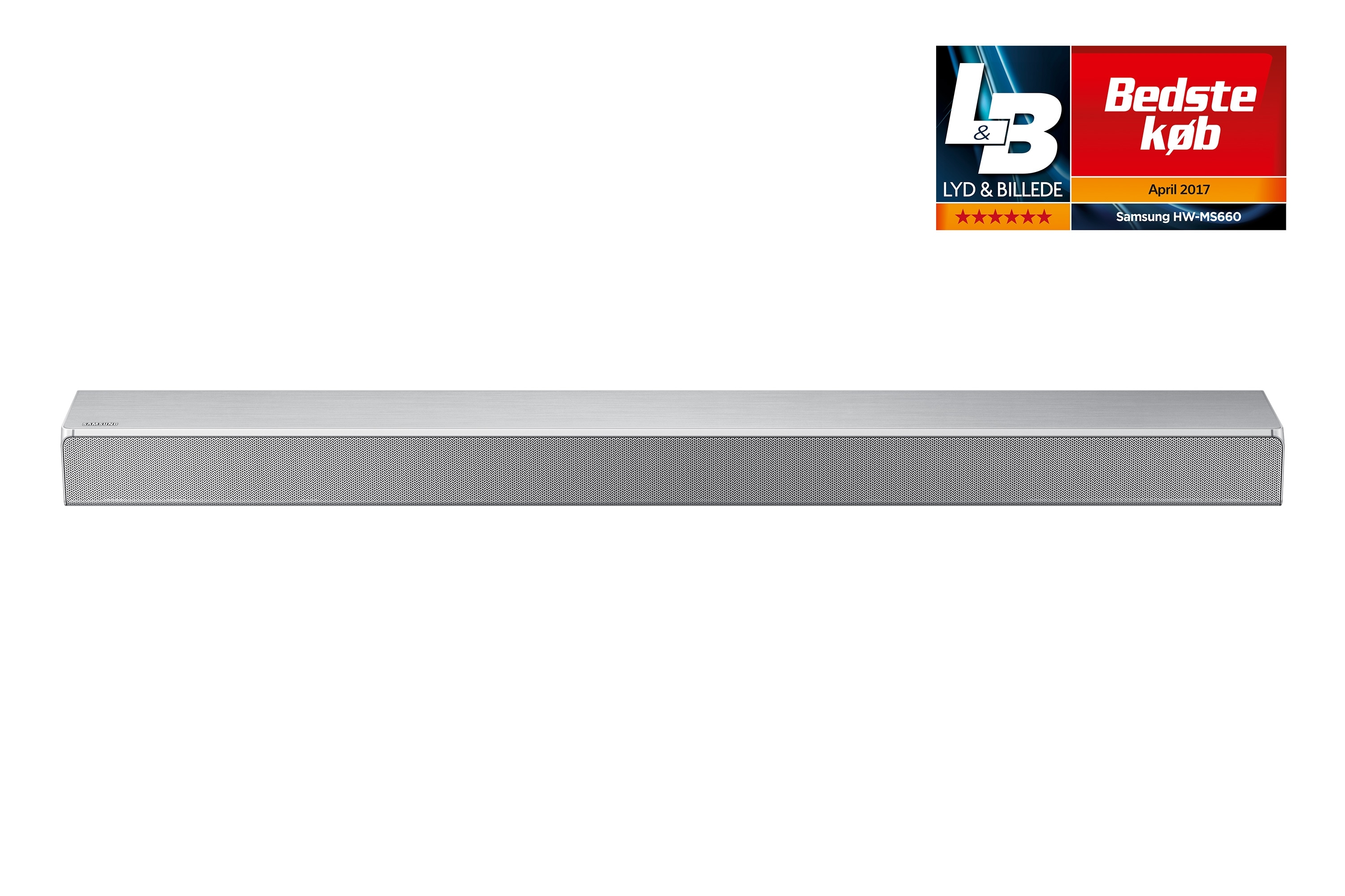 All-in-One Flat Soundbar  Sound+ MS6-serien