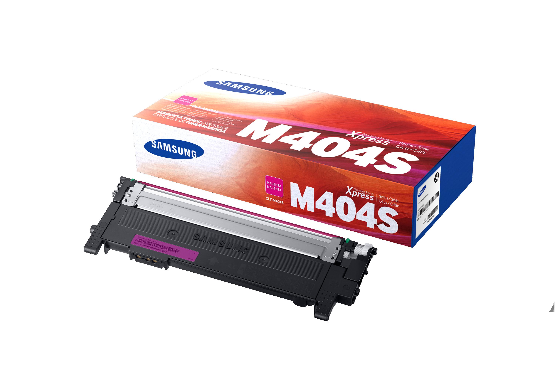Magenta Toner CLT-M404S