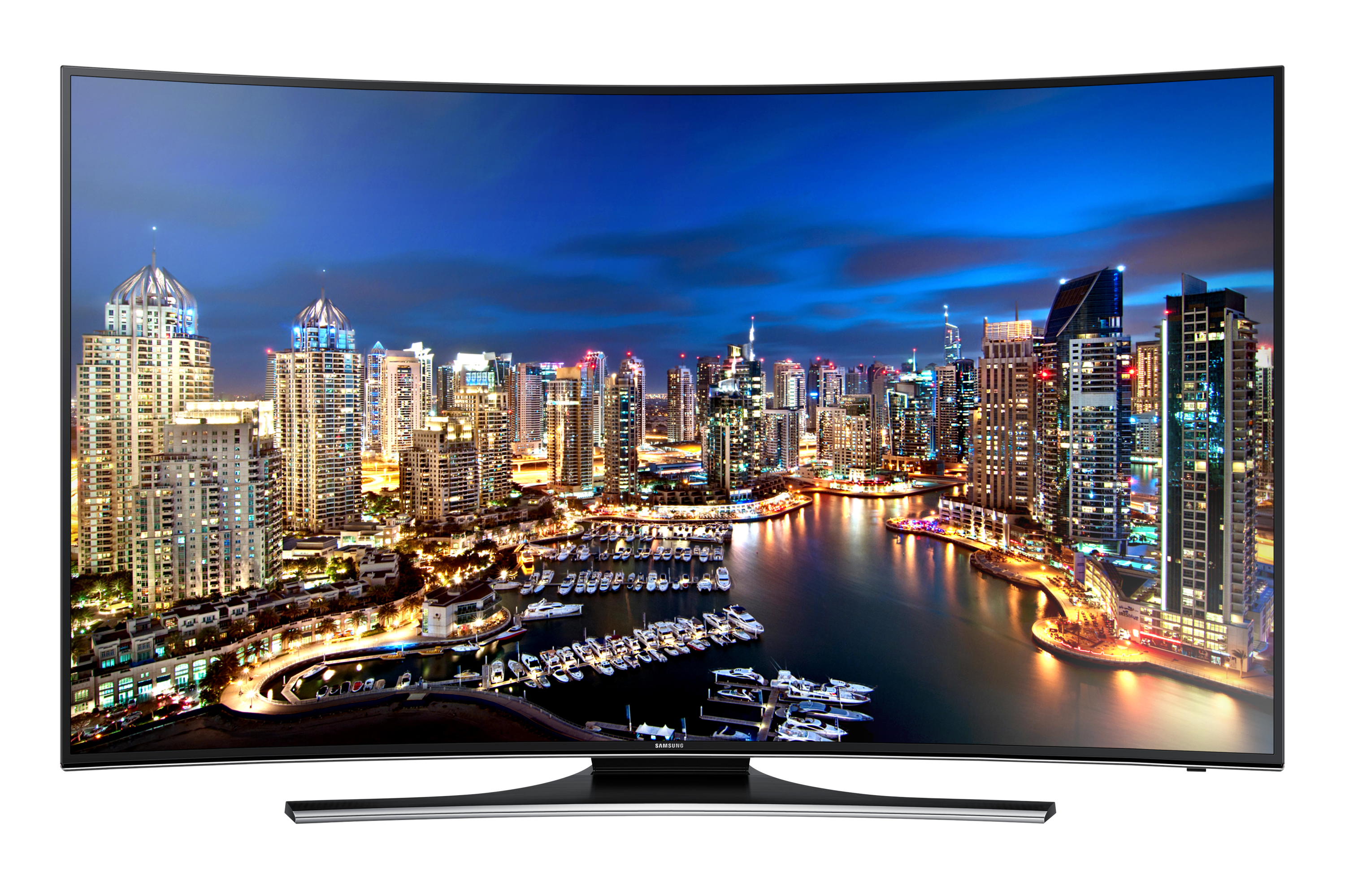 "65"" UHD 4K Curved Smart TV HU7205"