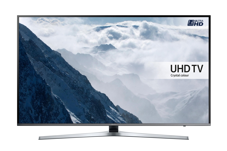 """55"""" UHD 4K Flat Smart TV KU6475"""