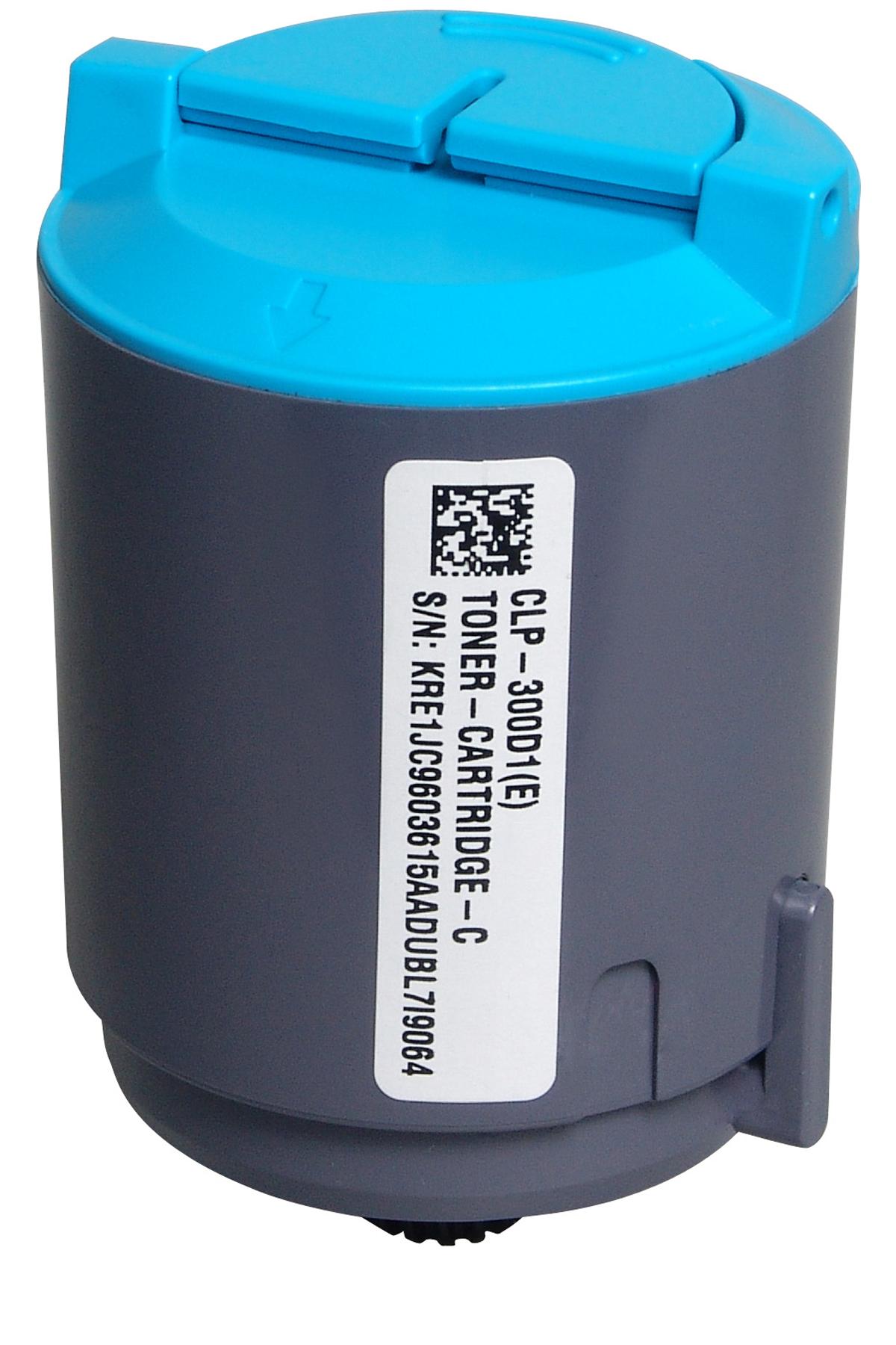 Sort Lasertoner CLP-K300A