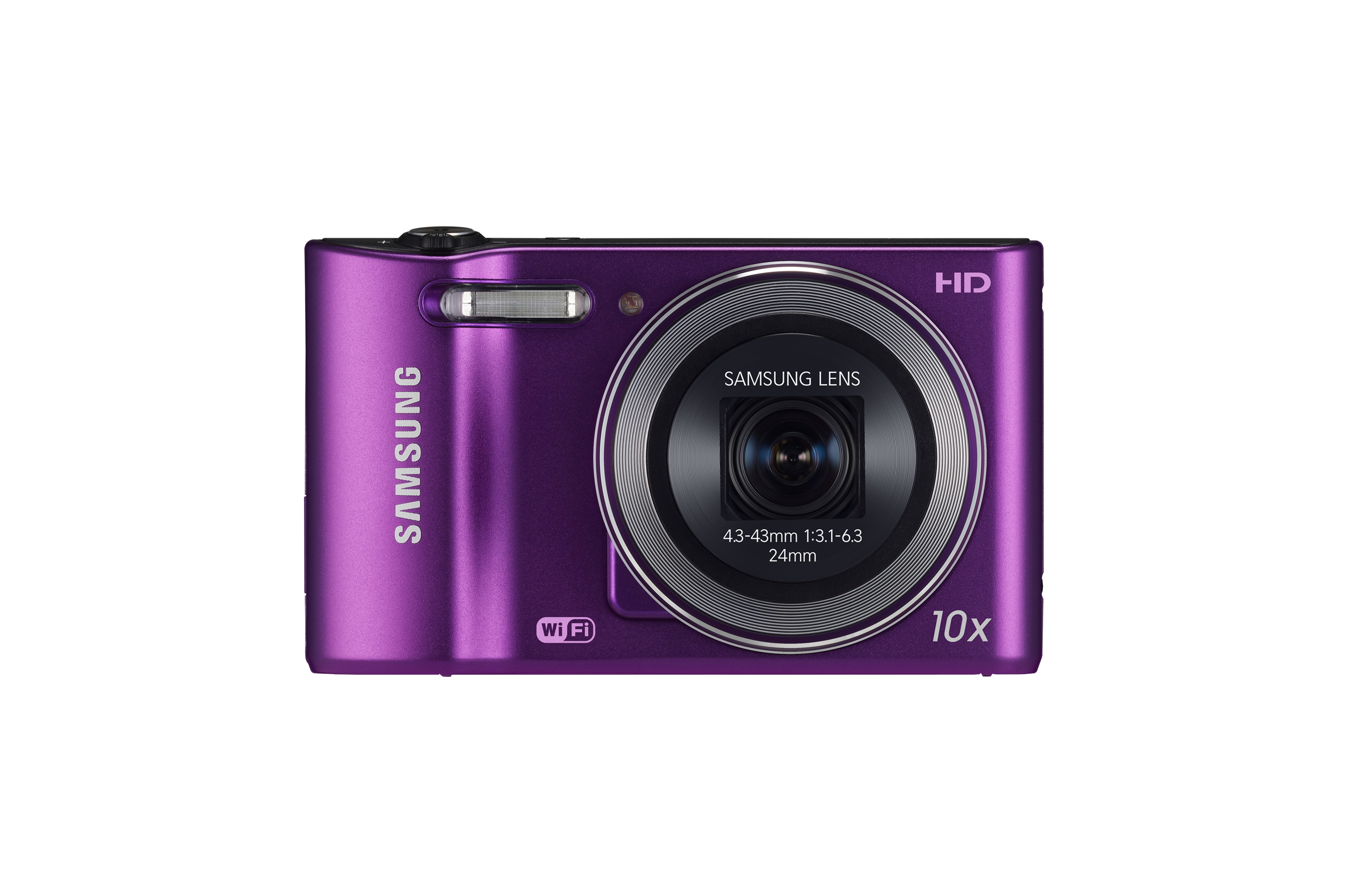SAMSUNG WB30F Front Lila