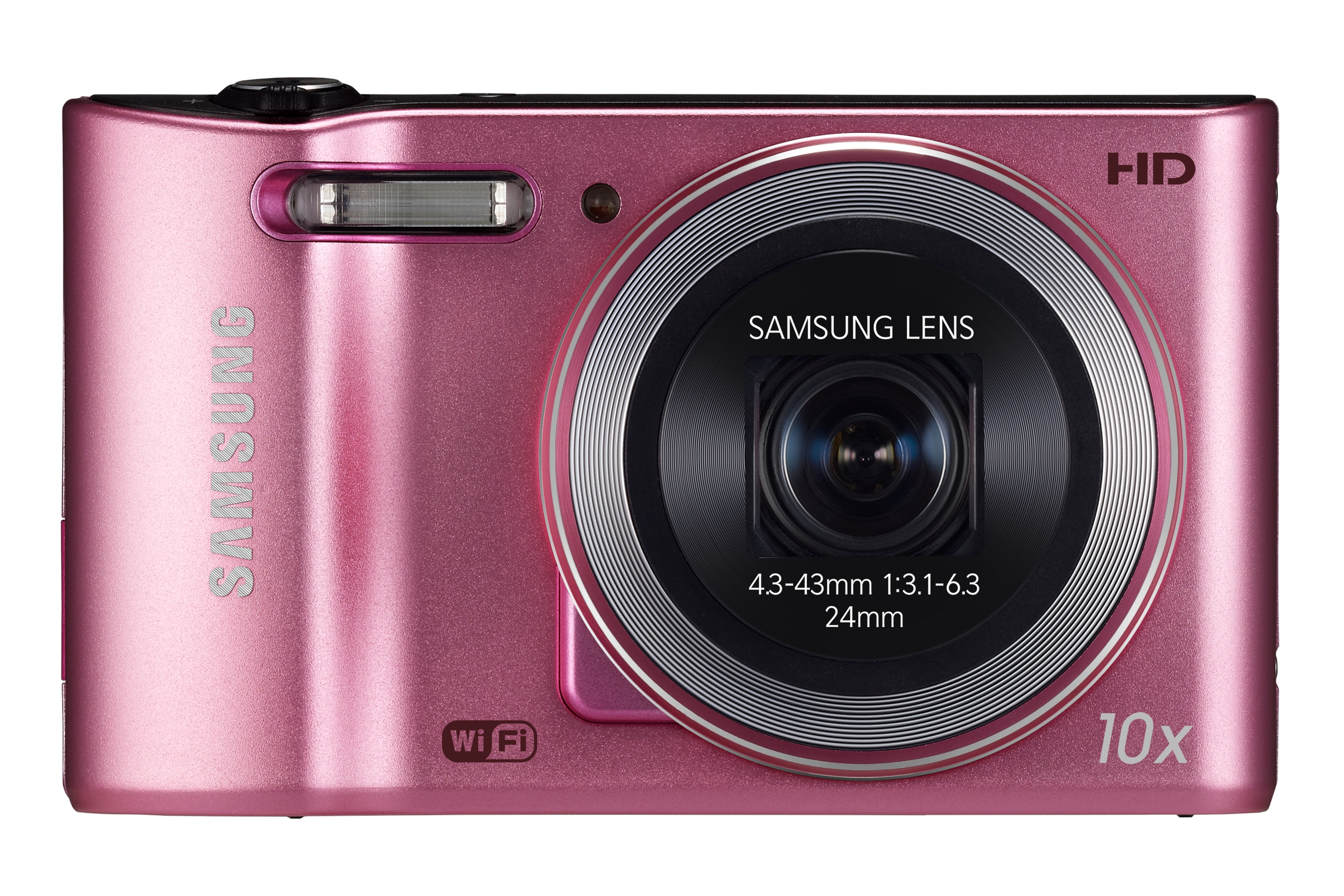 SAMSUNG WB30F Front Pink