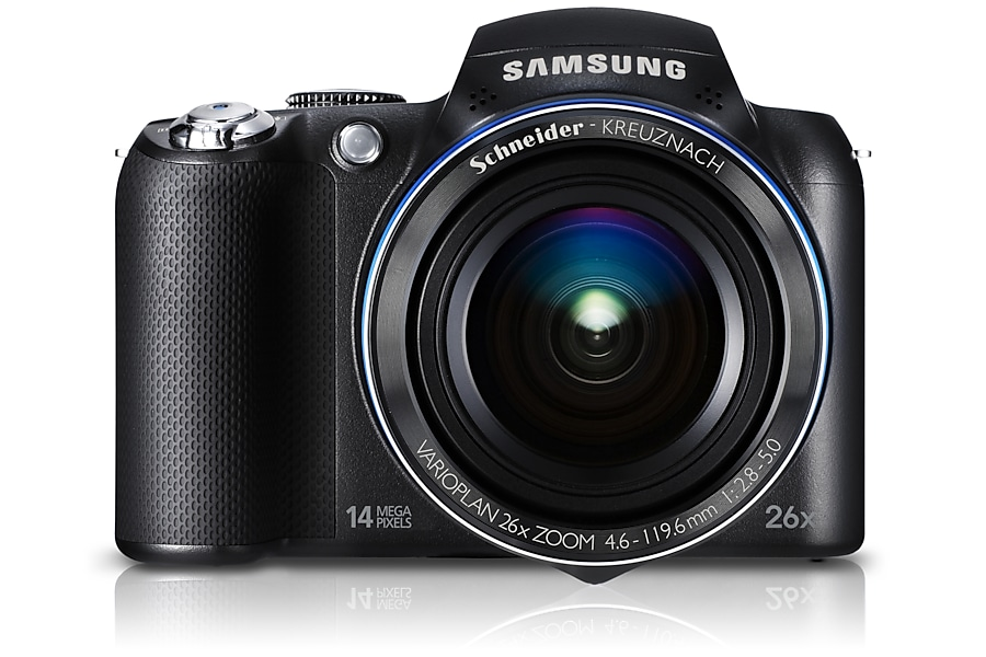 SAMSUNG WB5500 Front