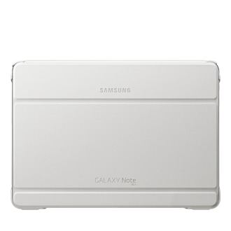 EF-BP600B Galaxy Note 10.1 2014 Edition&quot; Book Cover - Hvid - EF-BP600B<br/>