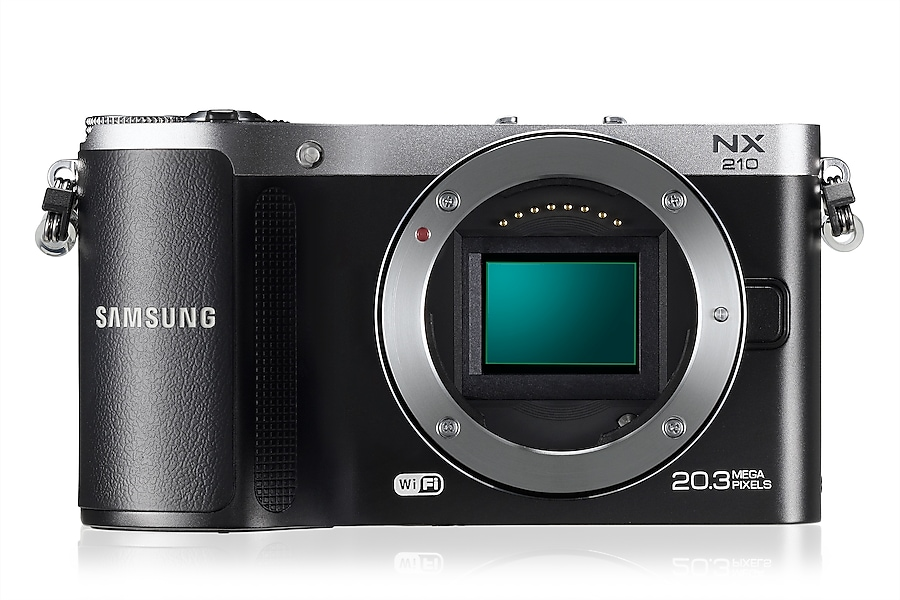 NX210 Front