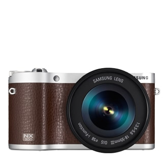 NX300 Front Brun