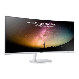 34 Curved Monitor CF791