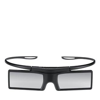Batteridrevne  3D-briller