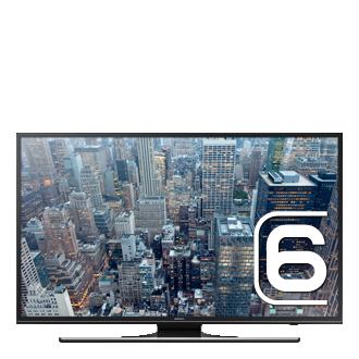 65 UHD 4K Flat Smart TV JU6475