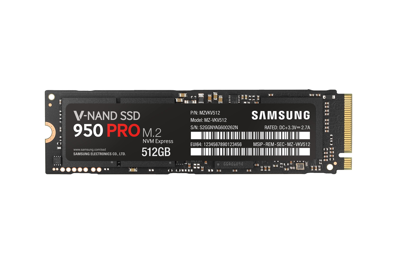 950 PRO NVMe M.2 SSD
