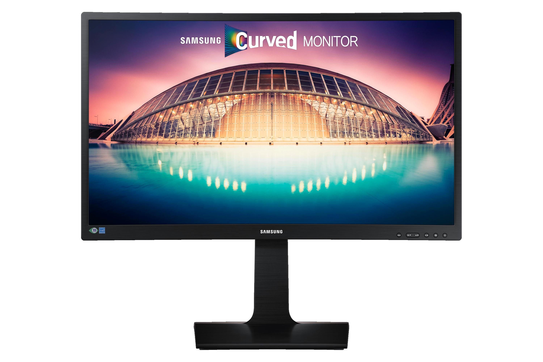 """24"""" nõgus monitor E65KC silmade säästurežiimiga"""