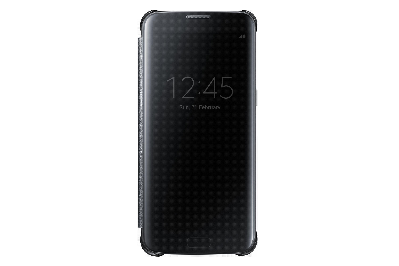 Galaxy S7 edge Clear View ümbris