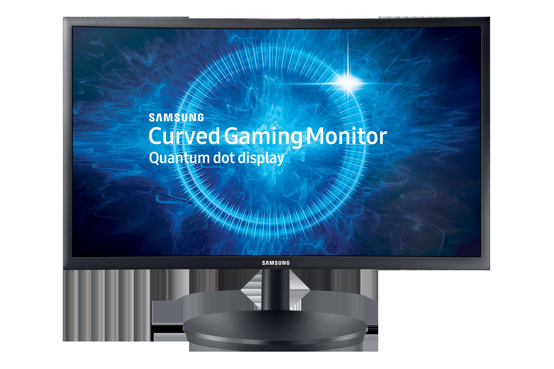"""24"""" nõgus Full HD monitor FG70F 1 ms reaktsiooniajaga"""