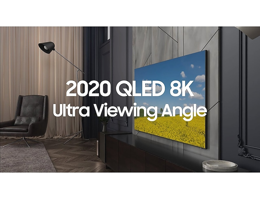 The Power of Ultra Viewing Angle