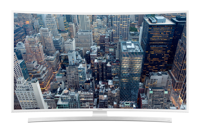 """55"""" UHD 4K Curved Smart TV JU6512 seeria 6"""