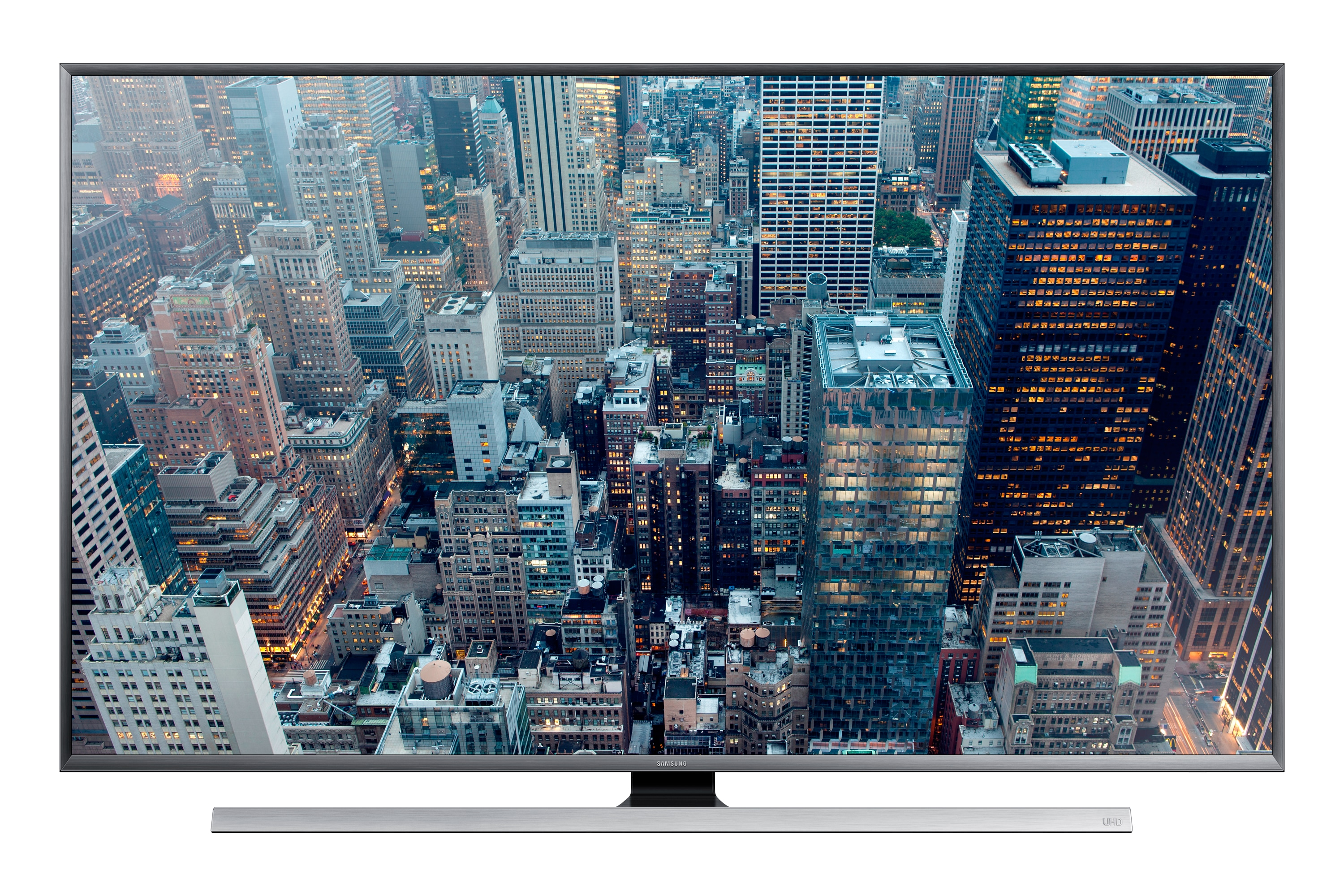 "40"" UHD 4K Smart TV JU7002 seeria 7"