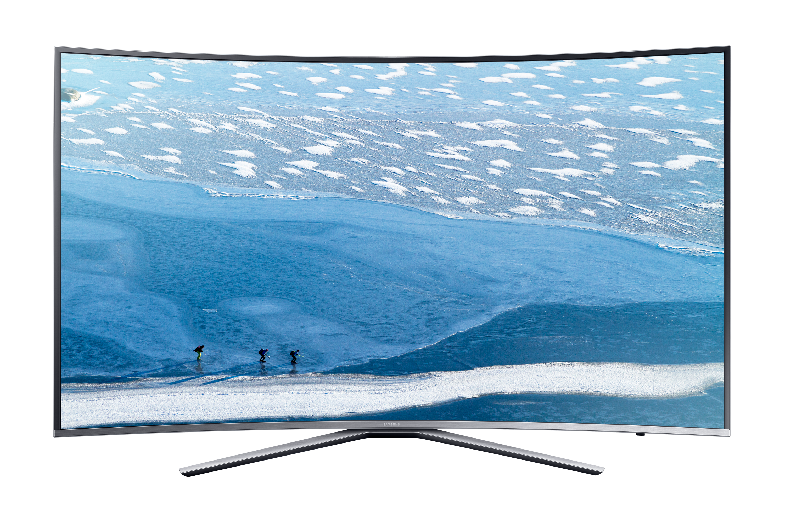 "65"" 4K UHD Curved Smart TV KU6502 seeria 6"