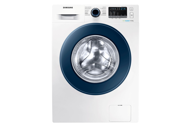 WW60J42602W - 6 kg pesemine, ecobubble™