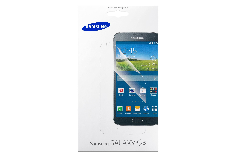 Galaxy S5 ekraanikaitse