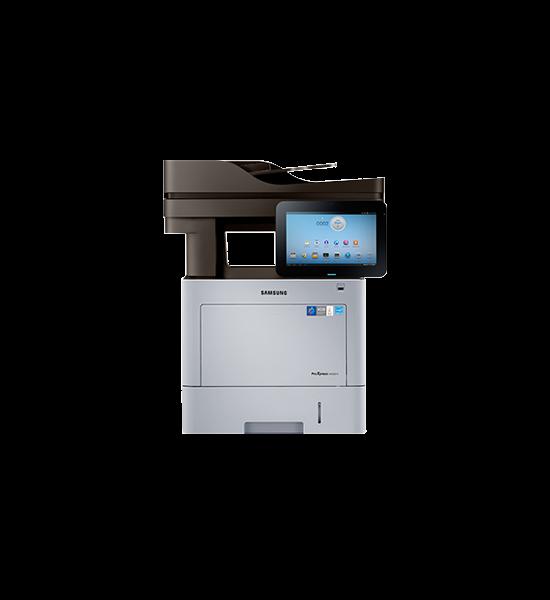 M4580FX mustvalge multifunktsionaalne printer (45 lk/min)