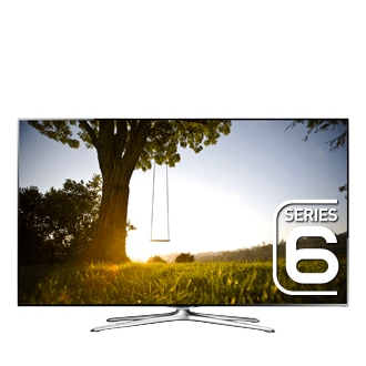50 F6650 6. seeria SMART 3D Full HD slim LED TV