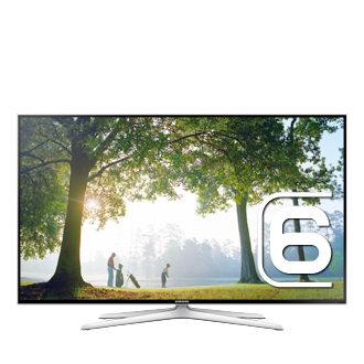 UE65H6400AK 65'' Samsung S6 Smart LED TV H6400<br/>