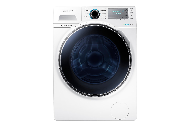 WW90H7410EW - 9 kg  pesemine, Eco Bubble