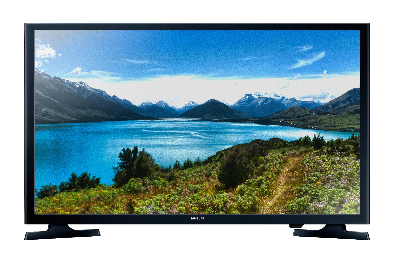 الفئة 4 من تلفزيونات HD المسطحة الذكية طراز J4303 مع شاشة 32 بوصة