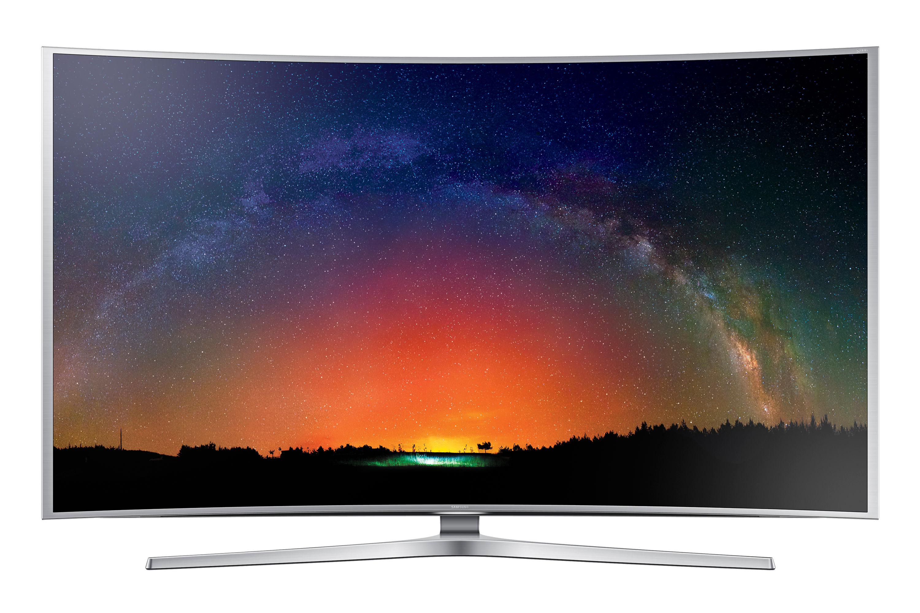 "48"" SUHD 4K Curved Smart TV JS9000 Series 9"