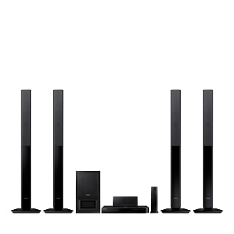 1,000 W 5.1Ch Blu-ray Home Entertainment System H5550