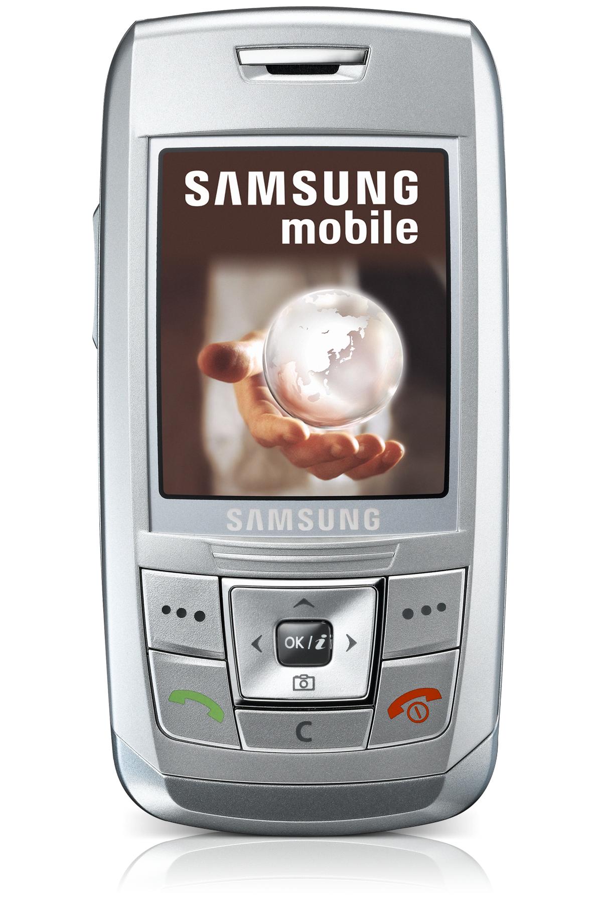 Samsung Mobile E250