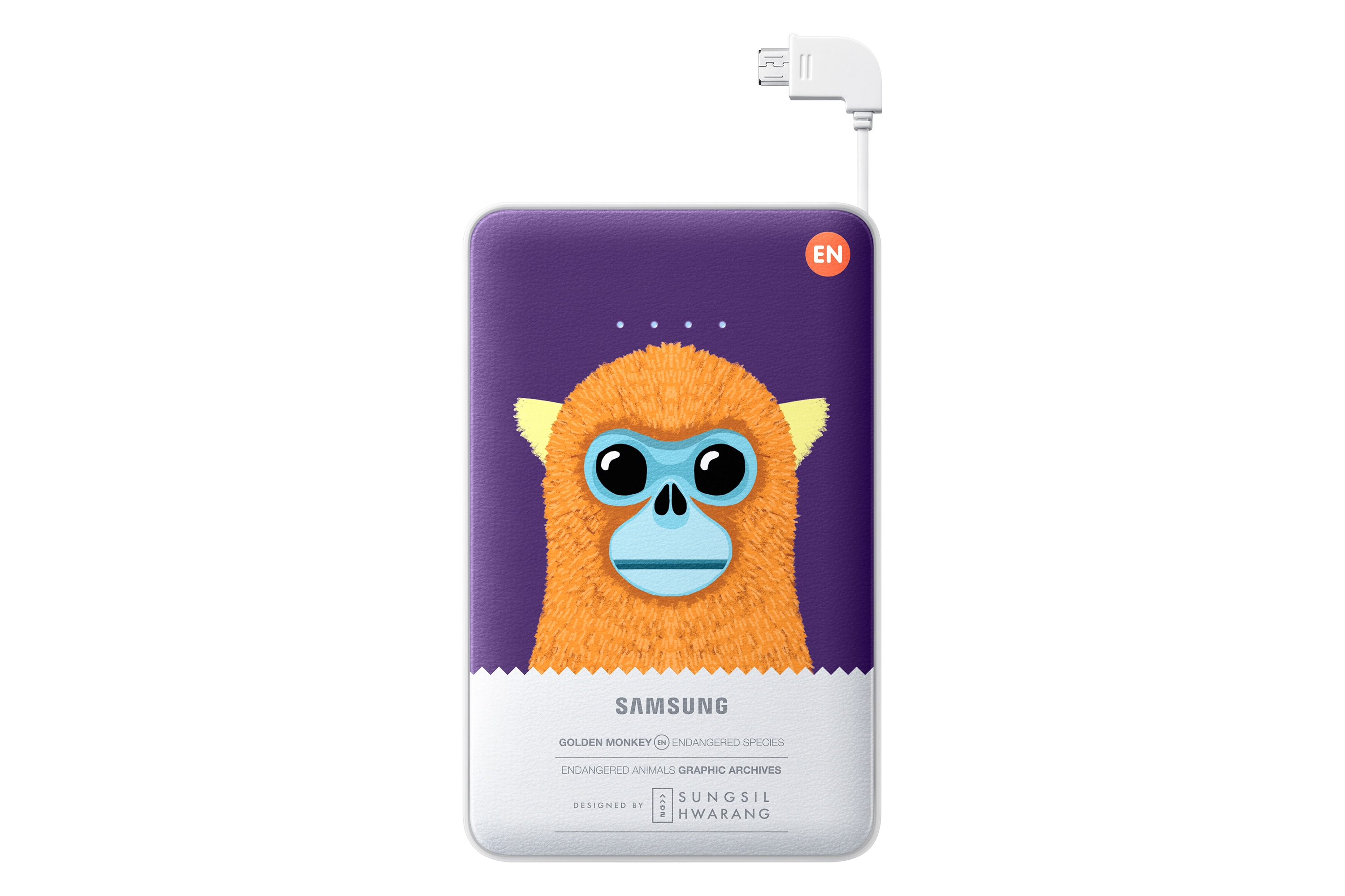 Power Bank Animal Edition 11.300 mAh