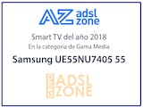 Premios ADSL Zone: Smart TV del año 2018