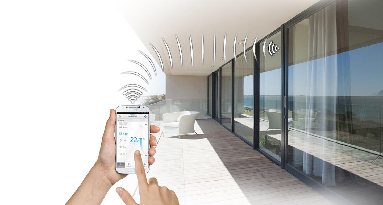 Función Smart Wi-Fi