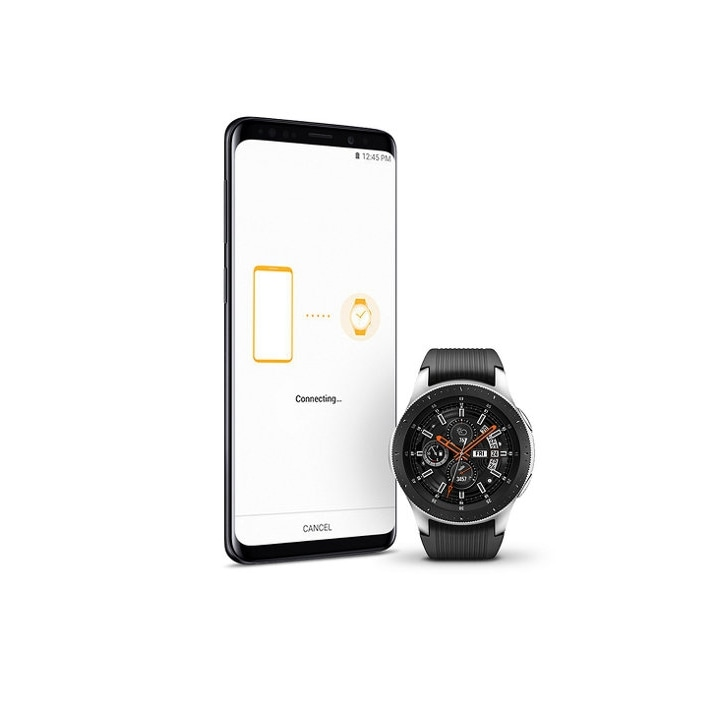 compatibilidad galaxy watch android e ios