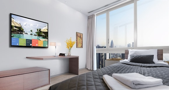 Expand In-Room Content Delivery Possibilities with Samsung's HE460 Hospitality Display