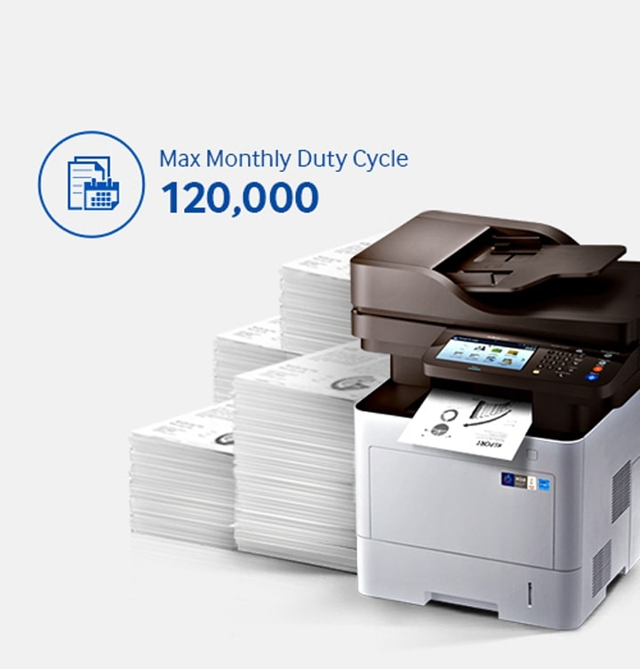 Best-in-class max monthly duty cycle