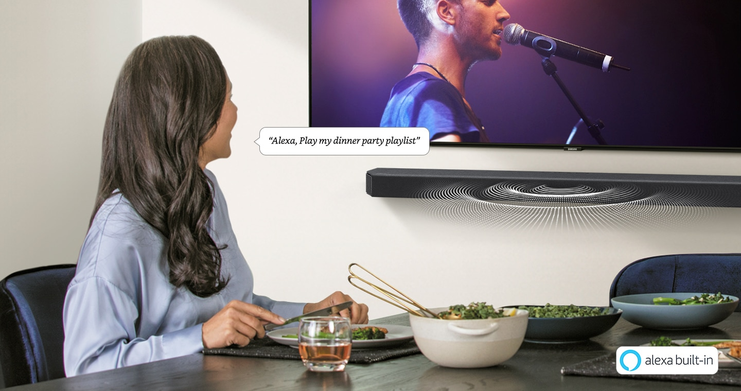 Integrated voice assistant
