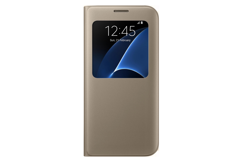 S View Cover  Galaxy S7 edge