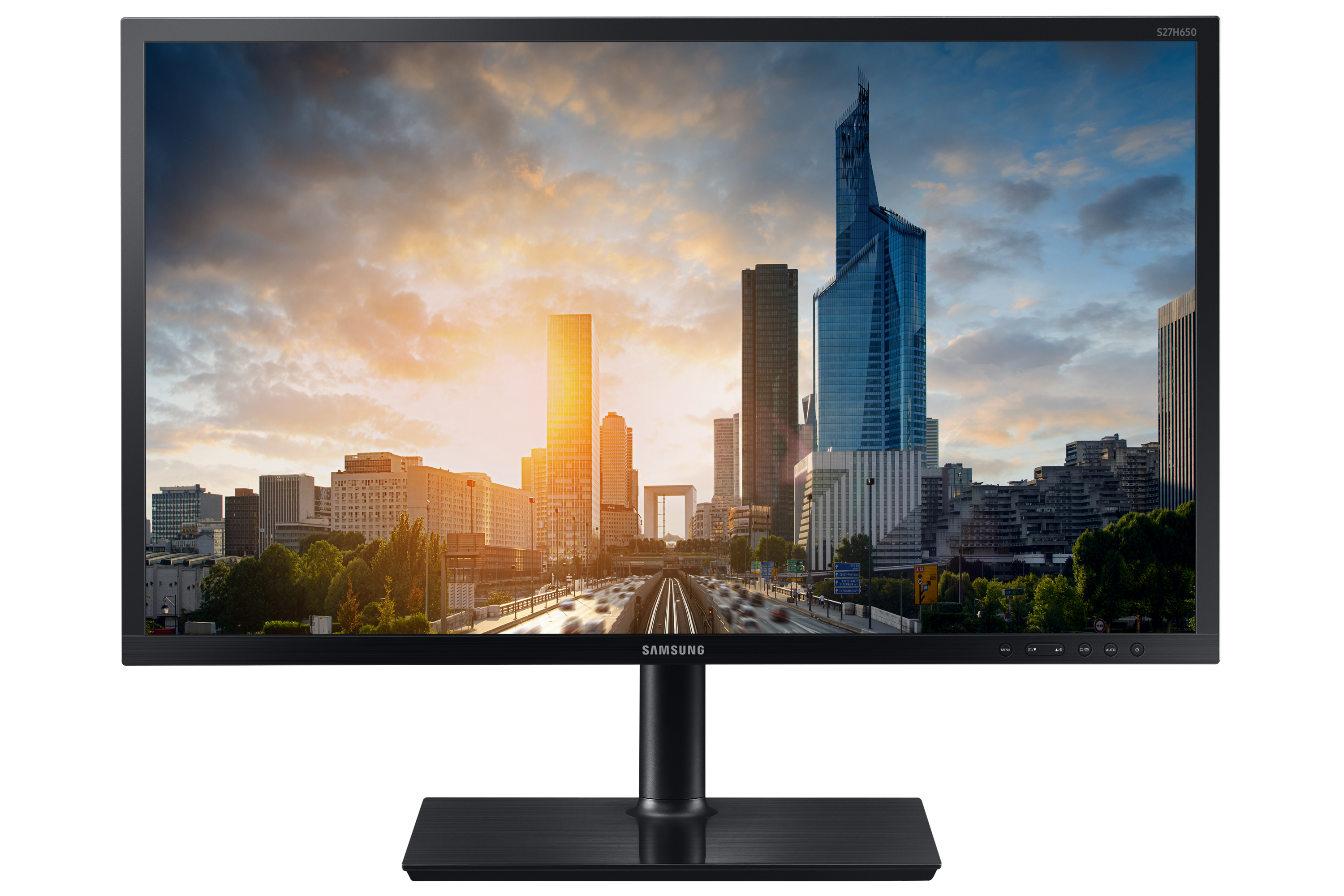 "Monitor LED 27"" S27H650FDUXEN"