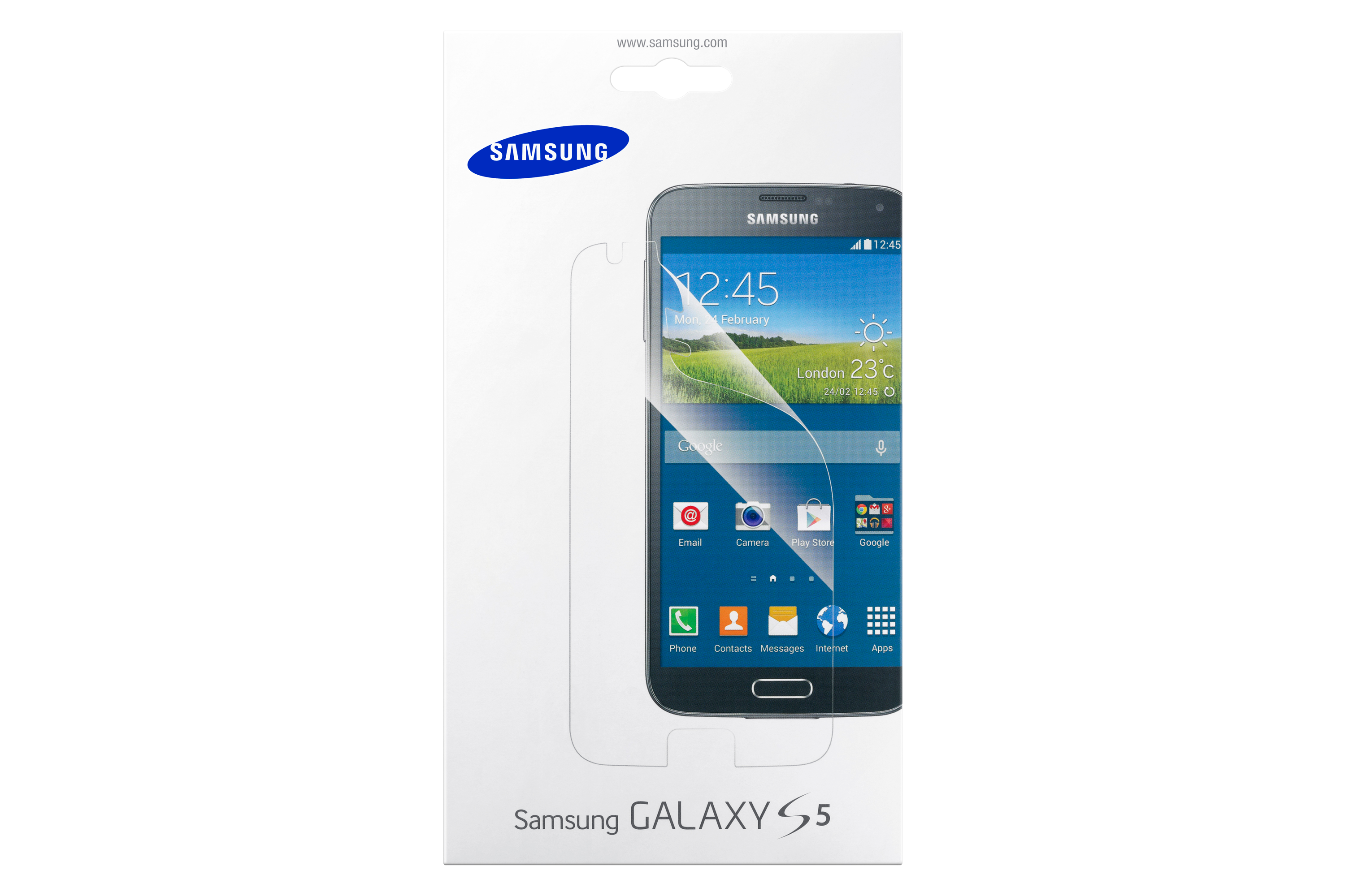 Galaxy S5 Screen Protector