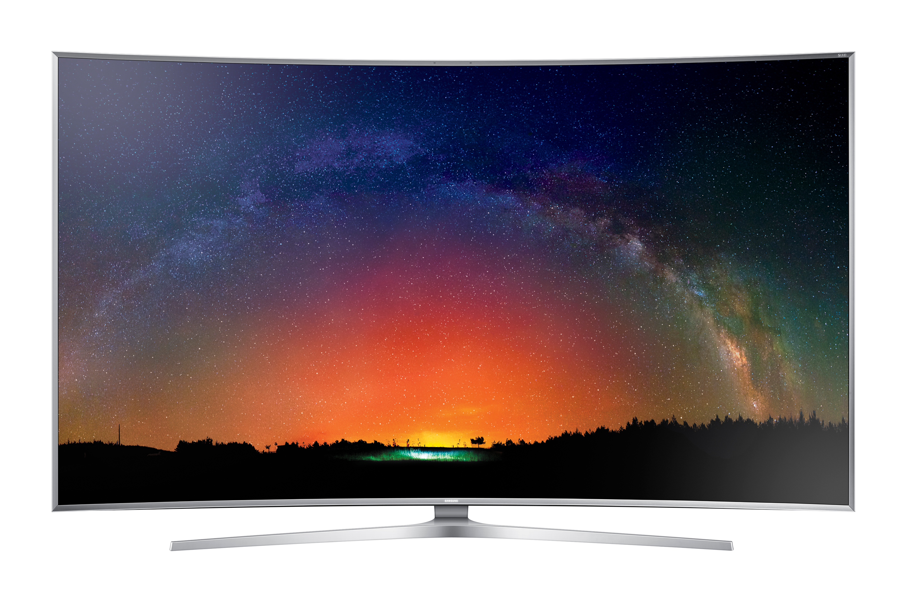 "Televisor 198 cm (78"") Curvo SUHD Smart TV JS9500"