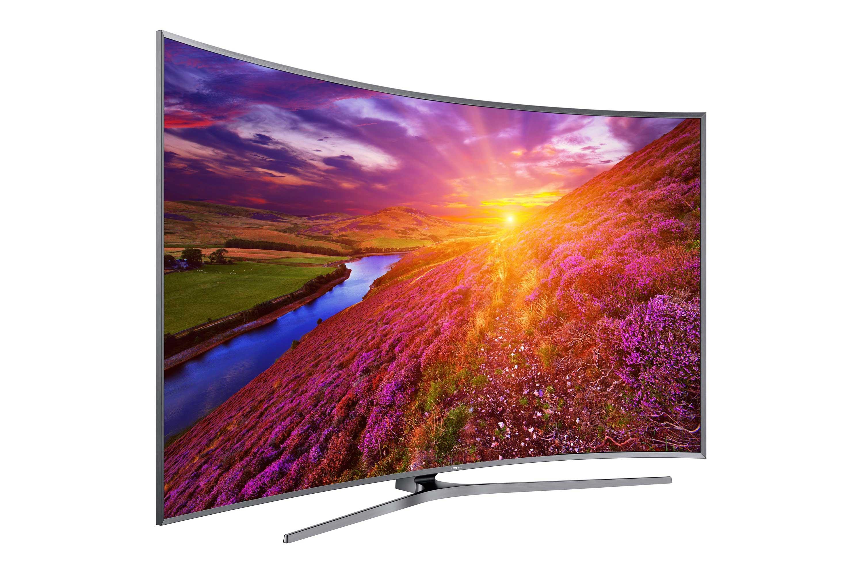 Televisor SUHD de 88 pulgadas Smart TV Curvo Serie 9
